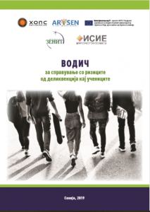 Guide for addressing risk of delinquency among students Guide for addressing risk of delinquency among students