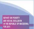 Report on Poverty and Social Inclusion in Macedonia
